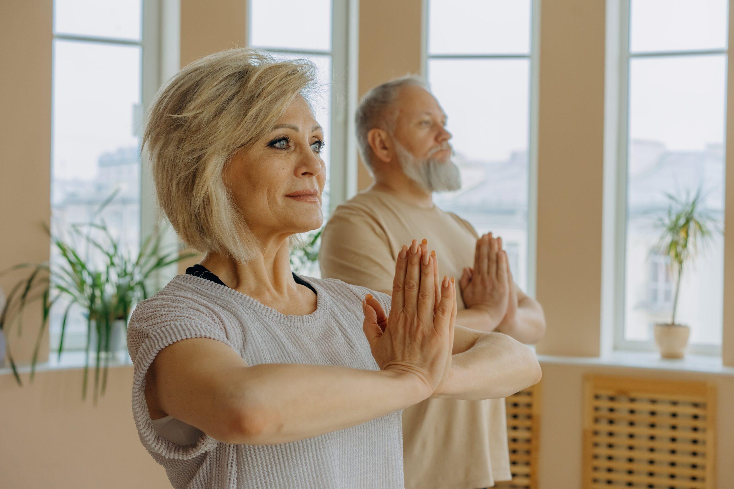 Yoga für Senioren Düsseldorf