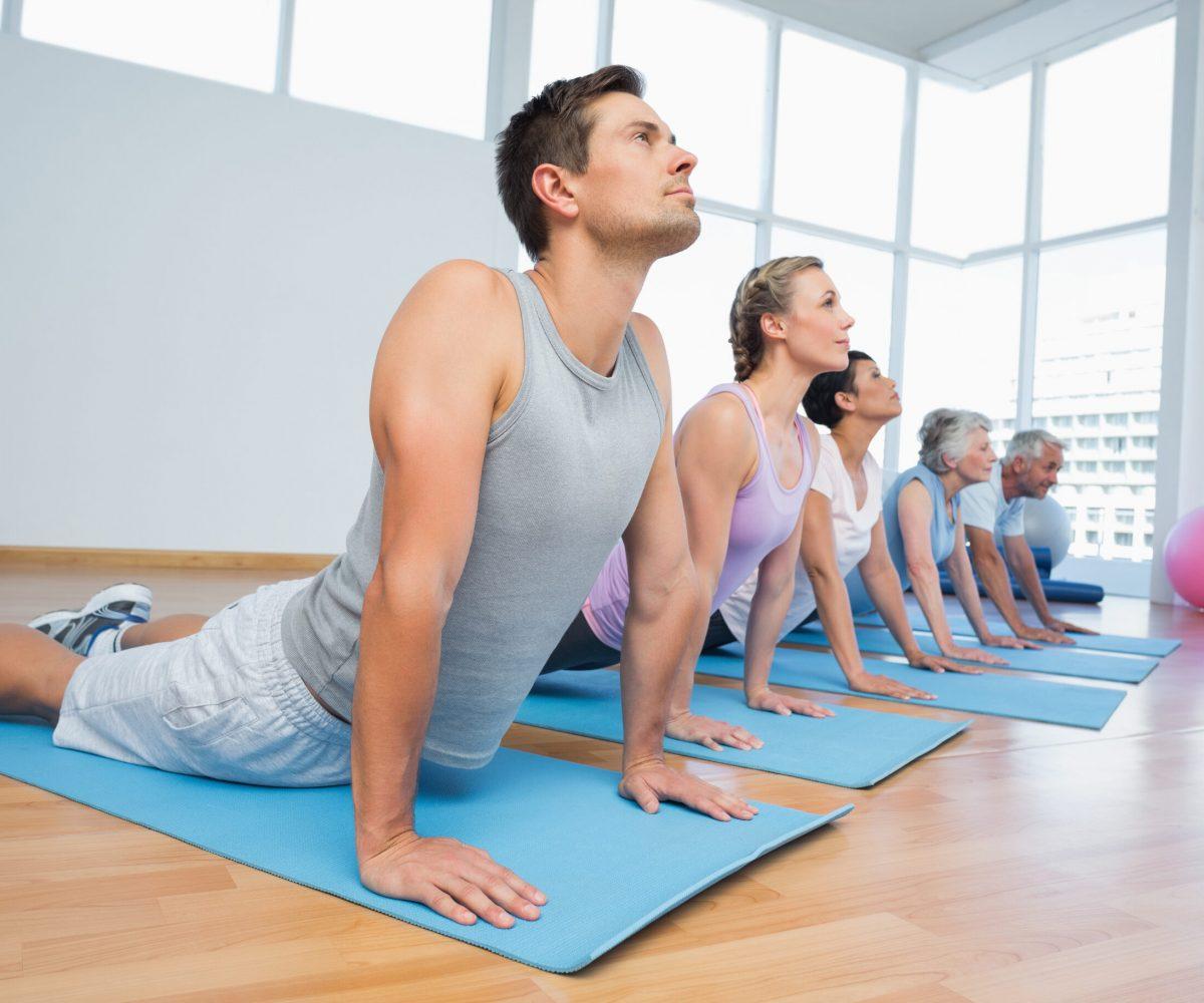 Yoga Praxis Düsseldorf